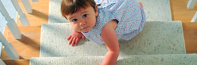 Child Injuries On Stairs More uncommon, Still An issue